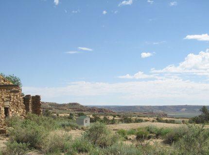 Old Oraibi, ein Hopi-Ältester spricht: