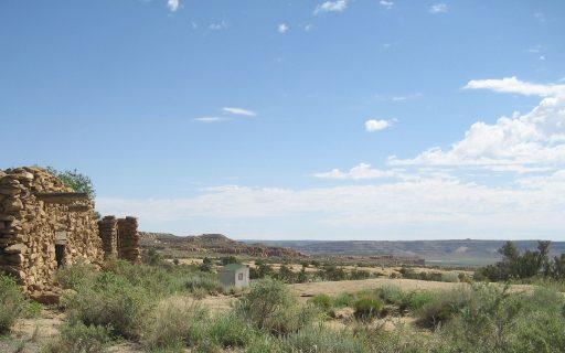 Old Oraibi Hopi Stadt