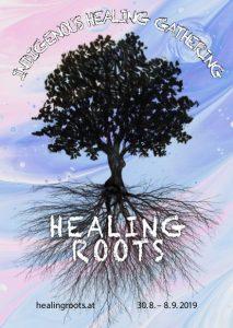 Healing Roots Flyer