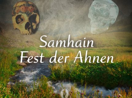 Samhain, Fest der Ahnen am 1. November
